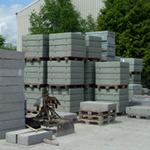 Bordures en béton - Aménagement extérieur