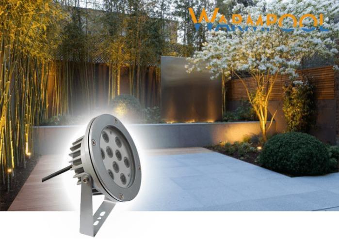 Focos Jardines y Exteriores - Iluminación LED para exteriores