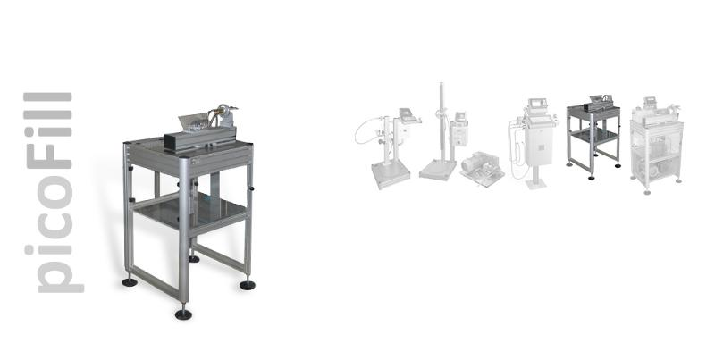 Standard Filling Stations - picoFill Add-on for uniFill