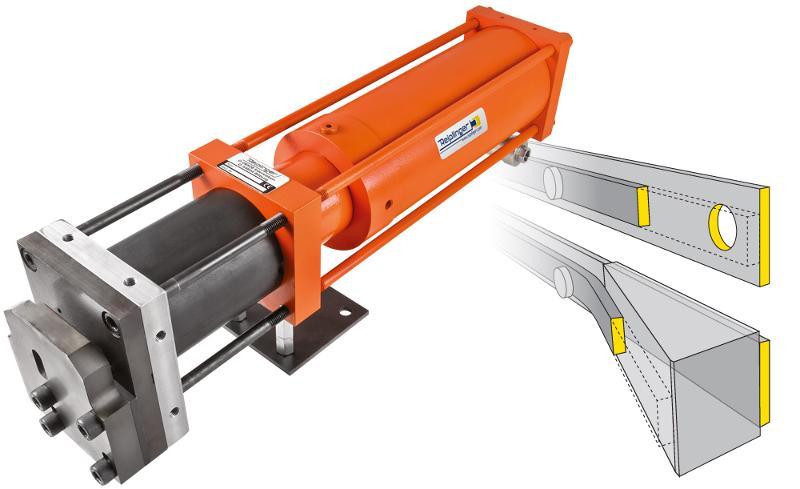 Punching machine  - Multi‒Max® BS 20 SPL