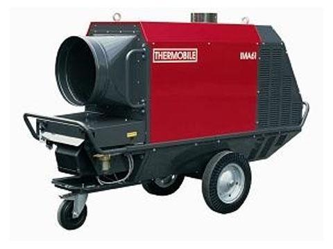 Chauffage - Générateur à air chaud IMA 061 - location