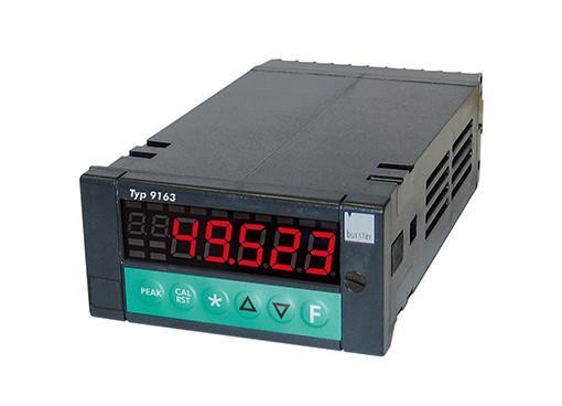 数字指示器 - 9163 - 单通道或多通道版本,用于应变传感器,电位计,标准信号,Pt100和TC