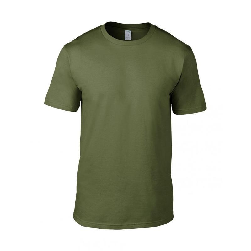 Tee-shirt AnvilOrganic™ mode - Manches courtes