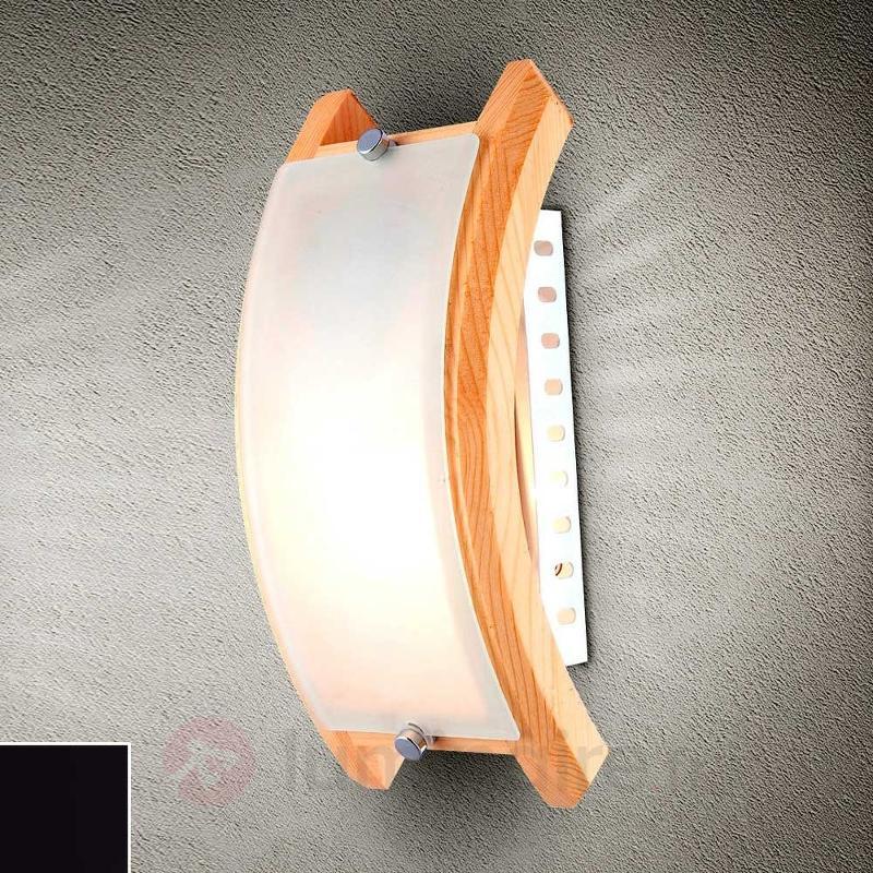 Applique ADMIRAL avec douille E14 - Appliques en bois