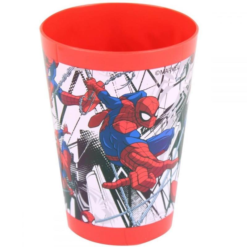 6x Trousses de toilette + 4 accessoires Spiderman - Bijoux et Cosmétique