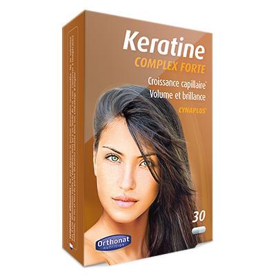 Keratine Complex Forte - Complément alimentaire