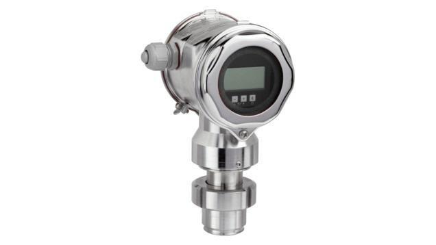 Medición de nivel por columna hidrostática Deltapilot FMB70 -