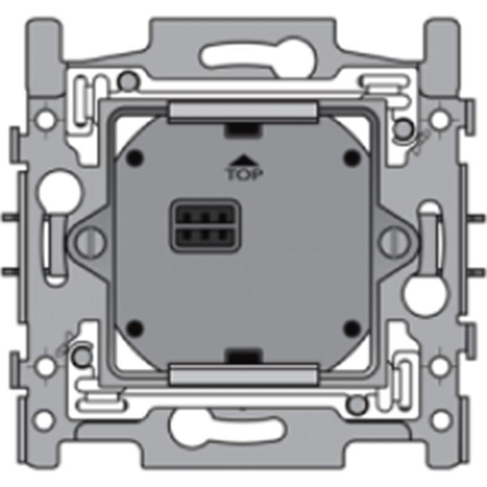 Socle détecteur de mouvement intérieur - Interupteurs système bus