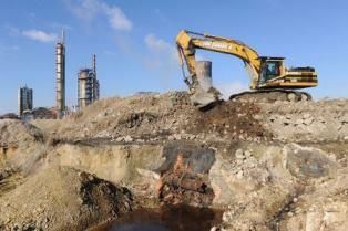 Brownfield remediation