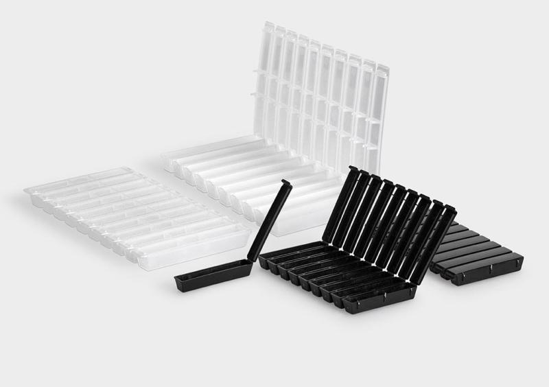 SplitPack - Caixas de plástico