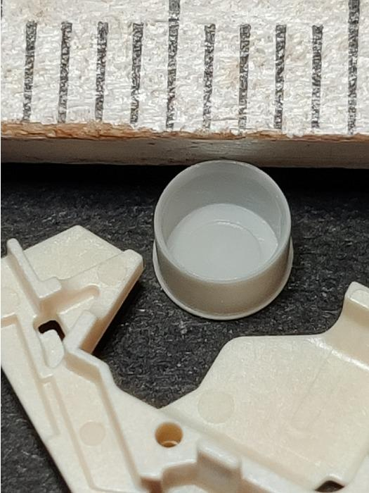 PEEK und LCP (Vectra) Teile - Spritzgussteile in PEEK oder LCP (Liquid crystal polymer)