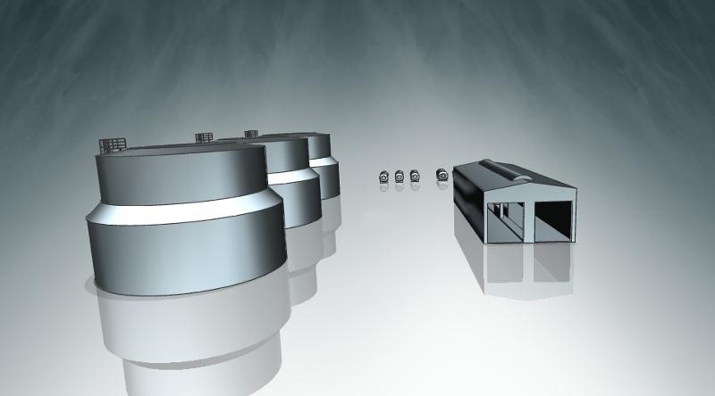 Tanklager Projektierung - null