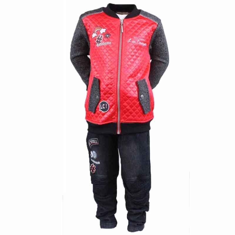 Wholesaler kids set of clothes licenced Lee Cooper - Winter Set
