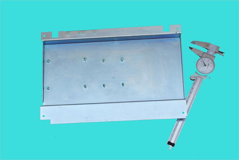 Screening plate (Semi-finished products) - Metal Products