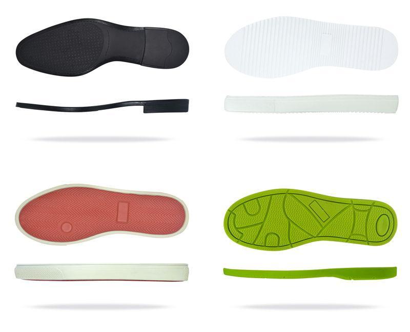 Solas para calçado - SOLAS SBR (BORRACHA)