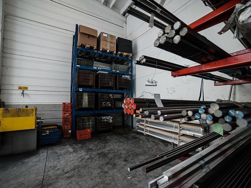 Warehouse - null