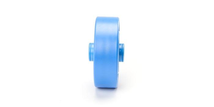 Conveyor rollers, FR.XX-XX - Conveyor rollers made off plastic or galvanized steel