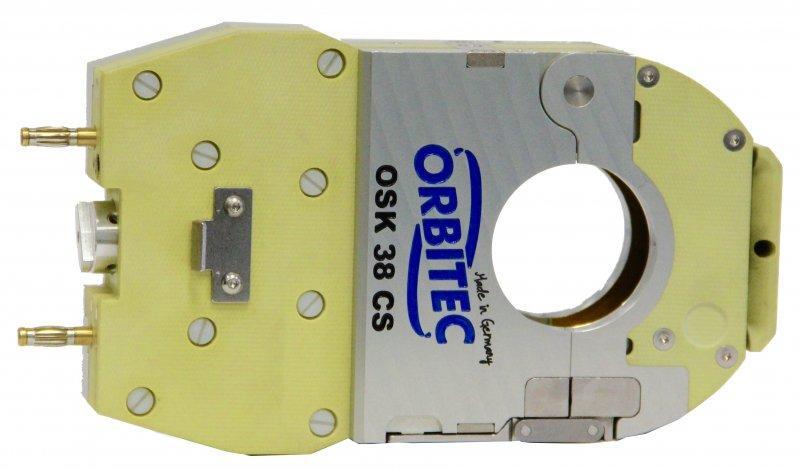 OSK CS   CW series - Gas-cooled + Water-cooled enclosed weld head, orbital welding -OSK CS CW,Orbitec