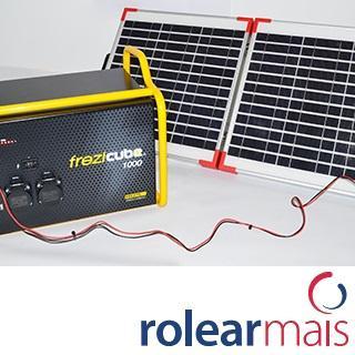 FREZICUBE - Acumulador Portátil de Energia