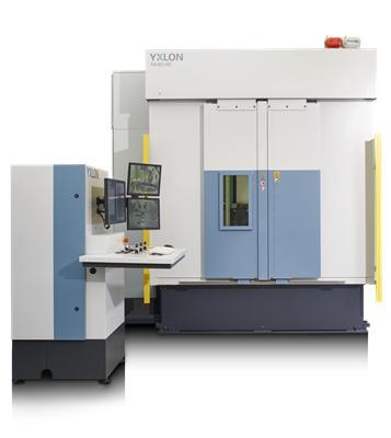 X-ray and CT Inspection Systems - YXLON MU60 AE