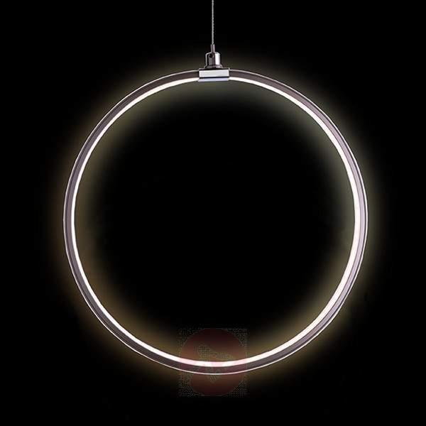 Large LED hanging lamp Aro 60 cm - Pendant Lighting
