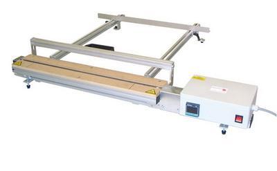 Tischheizleiste Mod. HT - Tafelbiegemaschinen