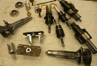Werkzeuge und Ersatzteile - null