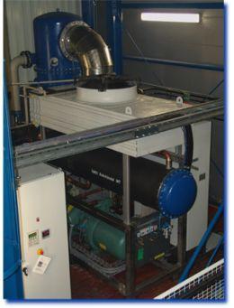 Plants Evaporation - CON fix ® 750 S - Heat Pump Evaporator