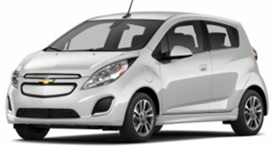 CAR RENTAL Chevrolet Spark  - All rental cars come with Air Condition and Radio CD