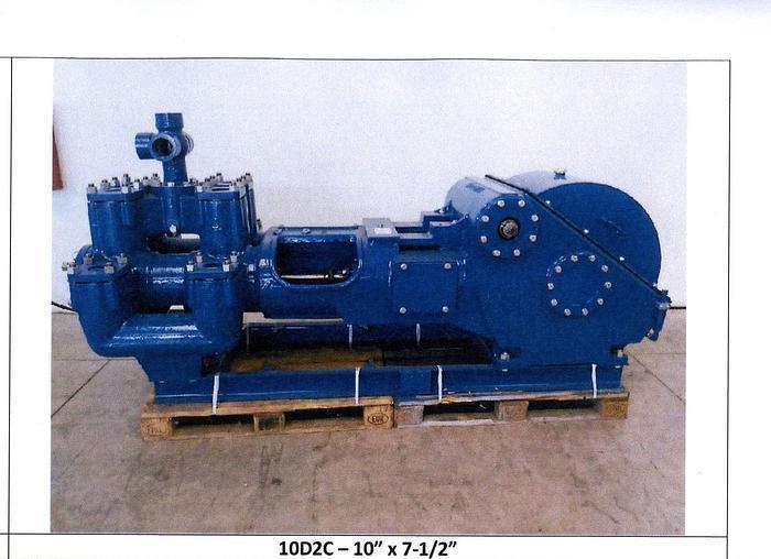 Drillmec 10d2c - Pump