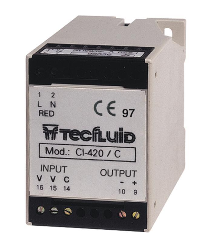 Convertisseur impulsions CI-420 - null