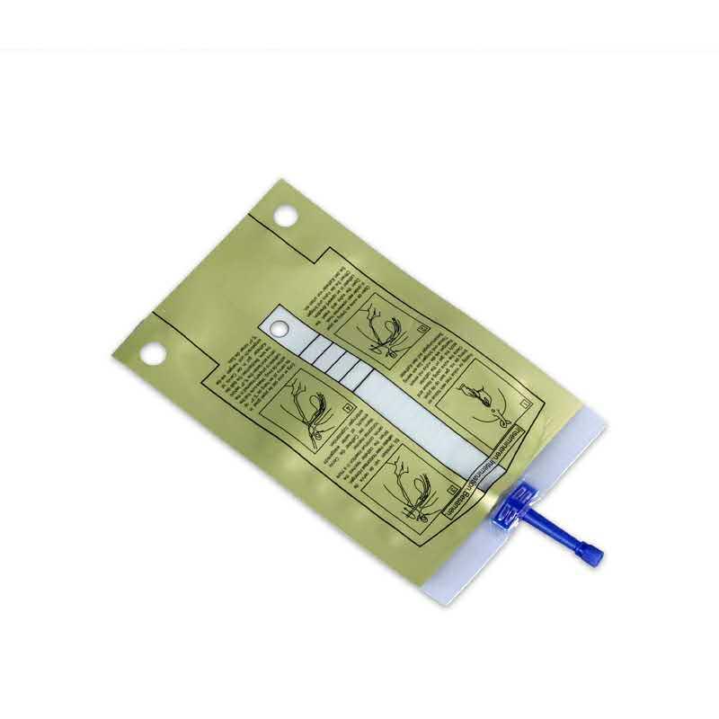 Pig/sow deep Vas deferens semen catheter  - Disposable deep catheter + stopper +scale line Impact Post pig semen catheter