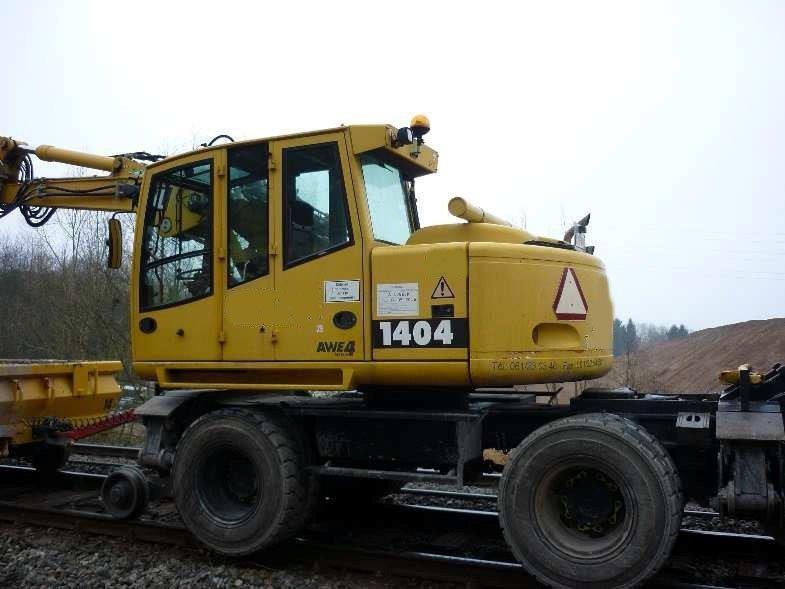 Excavators - ATLAS 1404