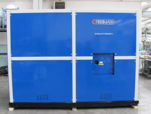 Evolution Solvent Cleaning Machine - For precision cleaning and turned parts for automotive, medical, aerospace and m