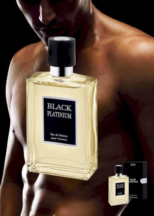 Parfums Pour lui - BLACK PLATINIUM