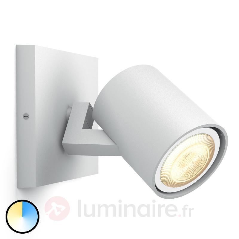Runner - spot LED Philips Hue blanc de neige - Philips Hue
