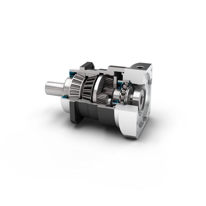 PSN - Reductor planetario de precisión - IP65