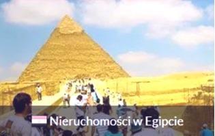 Nieruchomości w Egipcie - apartamenty Egipt, mieszkania Egipt, domy Egipt, działki Egipt,