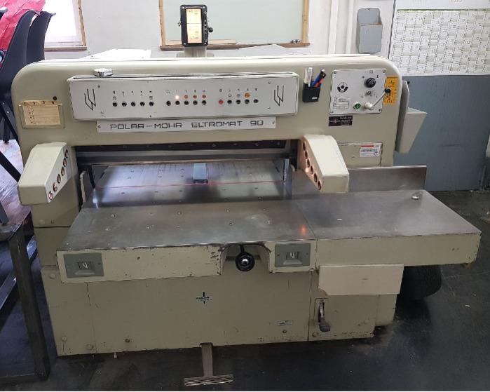 Polar 90 CE - Used Machine