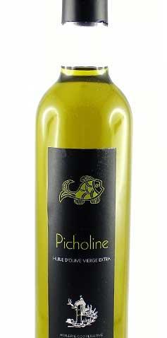 100% Picholine 75CL - Produits oléicoles