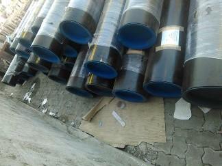 X46 PIPE IN ZAMBIA - Steel Pipe