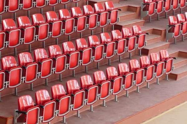 Klappsitz Olimp - Stadion Stuhl, Sitze für Sportanlagen, Klappsitz fur Tribune, Klappstuhl