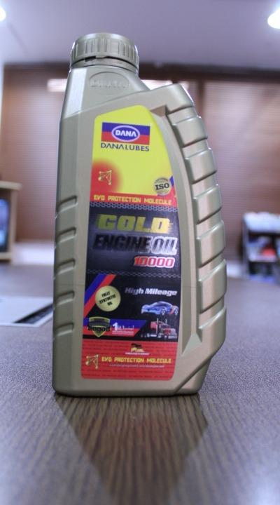 Hydraulic & Gear Oil - Gear Oil 85W140 API GL-5