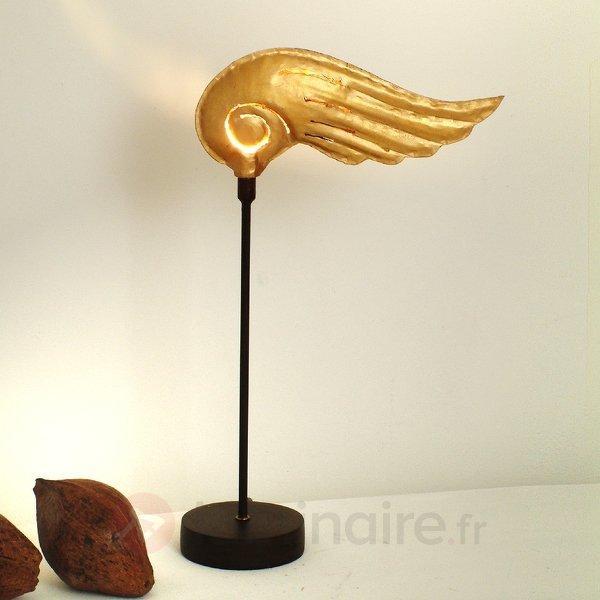 L'unique lampe à poser HERMES GOLD - Lampes à poser designs