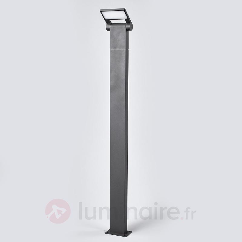 Borne lumineuse moderne LED Marius - Bornes lumineuses LED