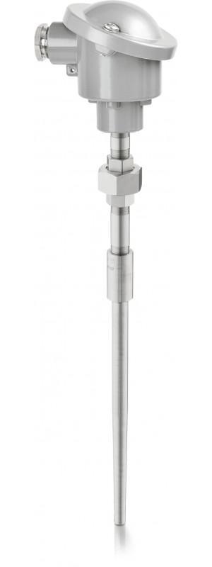 OPTITEMP TRA-TW59 - Resistance temperature probe / flange / rugged