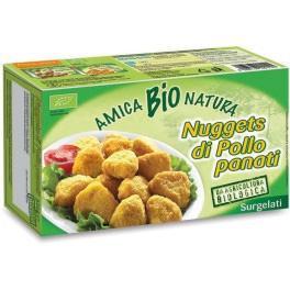 Nuggets de poulet - Nuggets biologiques et surgelés
