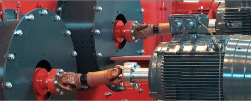 Centrifugeuses & Sécheurs - Transmission Siebtechnik