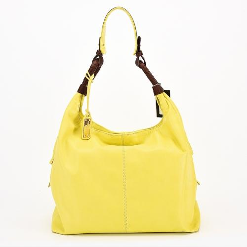 Leather bags made in Italy