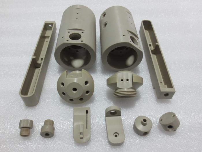 Peek machining parts for Medical industry - null